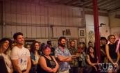Red Ex ll, Red Museum, Sacramento CA. September 22, 2018. Photo Melissa Uroff