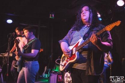 Cumulus performing at Harlows in Sacramento, CA (8/28/2018). Photo Cam Evans