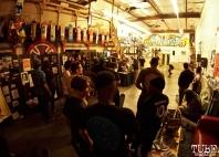 Boulevard Skate Shop, Art Show, September 22, 2018, Sacramento CA. Photo by Joey Miller