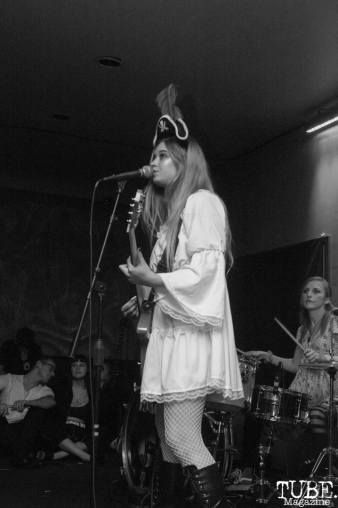 The Aquadolls, MOMO Sacramento, Sacramento, CA. October 28, 2018. Photo Benz Doctolero