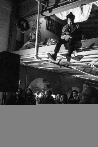 Pylon Reenactment Society, Red Museum, Sacramento, CA. December 6, 2018. Photo Benz Doctolero