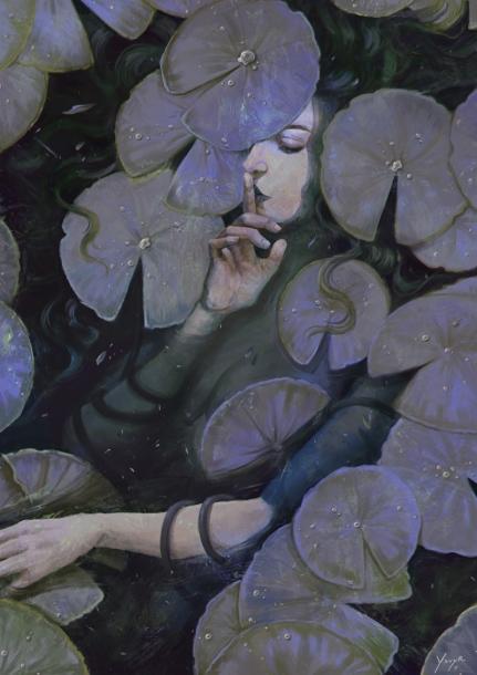 Hidden Things by Kim Myatt