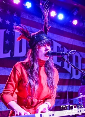 Les Butcherettes at Goldfields, Sacramento CA.