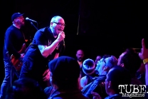 Smoking Popes perform at The Roxy Theater February 21st, Los Angeles, California photo by Joey Miller